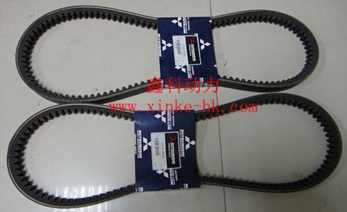 产品简介 三菱原厂皮带,三菱发电机皮带,三菱柴油机皮带,三菱风扇