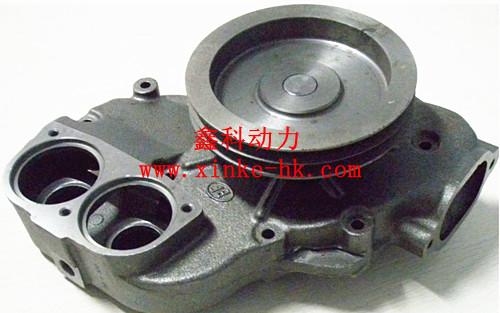 产品简介 德国宝马man发动机配件,曼man柴油机d2876水泵.
